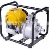 2015 cheap price high quality 4 stroke air-cooled high pressure gasoline water pump