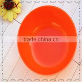 5oz 6oz 7oz manufacture High quality melamine plastic round red color salad bowl rice bowl tableware bowl