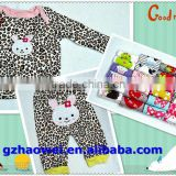 Fashion long-sleeve Baby Pajamas suit/Baby Sleepwear/baby Nightwear/baby pyjamas