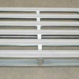 Heavy Duty 1200*1000 Galvanized Stainless Steel Euro Pallet