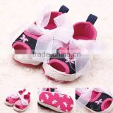 Pretty Bowknot Summer Baby Girl Princess Shoes