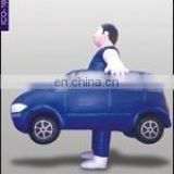 Man in Car Inflatable Costume