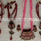 Fashion pendant jewelery sets with earrings exporter, Fashion pendent jewellery sets with earrings manufacturer