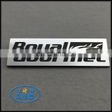 Hot Sale Metal Crafts Custom Logo Brushed and Painting Aluminum Label with Factory Price