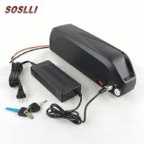 SOSLLI 36V 10Ah rechargeable lithium ion battery for electric bicycle