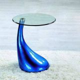 Fiberglass Water-drop Shaped Tea Table