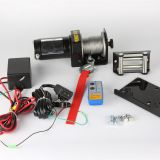 ATV Electric Winch ZL2.0-2 with Wireless Remote