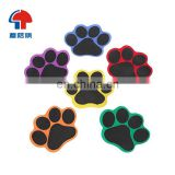 Fun and Colorful Carpet Markers hook and loop Good quality Carpet Paws for children education