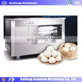 Big Capacity Multifunctional Momo Make Machine round steam hamburger bun making machine / dough ball cutter