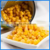 good price canned corn rich in high nutrition