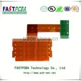 Factory oem enig double layer fpc pcb board rigid flex print circuit board