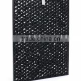 honeycomb odor absorbing material anti bacteria air purifier clean room eco home air activated carbon filter