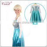 Newest cartoon characters Anna Elsa Princess fancy Dress costume child d dress dress design                                                                         Quality Choice