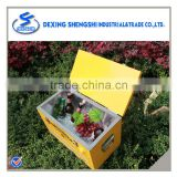 25lt Iron sheet palm spring rolling ice stacker