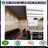 Modern building deration material Calcium Silicate Board sound insulation & absorption