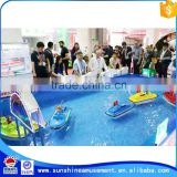 2015 New Style Remote Control Boat RC Fishing Boats for Sale