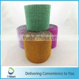 magic plastic rhinestone net for garment