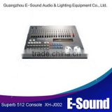 High quality aquarium dmx led light controller /stage light sunny 512 dmx controller