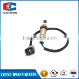 89465-0D230 894650D230 Oxygen Sensor Lambda Probe O2 Sensor Air Fuel Ratio Sensor For Toyota Yaris Vios