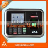 New ! Fingerprint Access Control and Time Attendance T2 with European EURO Power Plug Type AC Adapter