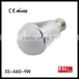3W 4W 5W 7W 8W 9W 10W E27 color changing led light bulb 220 volt                                                                         Quality Choice