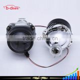 Universal 2.5 inch bi xenon projector lens Hi/Lo beam bi xenon hid bulbs without angel eyes