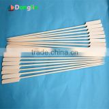 Eco-friendly flag bamboo skewer paddle skewer pick