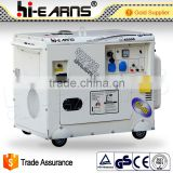 5.5KW super silent home use gasoline generator                                                                         Quality Choice