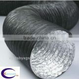 pvc open slot wire duct&Aluminum Foil Coated PVC Flexible Duct