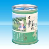 RoundTea Tin Packaging, Teavana Tin, Canned Food Factory With Printing