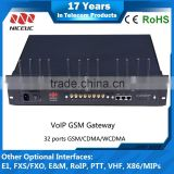 Manufacturer sip voice gateway 32 port gsm ip pbx gateway,Best gsm gateway 32 ports gsm equipment                                                                         Quality Choice