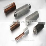 Spiral finned tube for heat exchanger,copper fin tube coil c