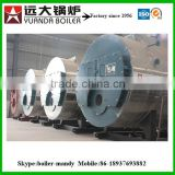 700kw 1400kw 2800kw 4200kw oil or gas fired hot water boiler