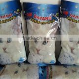 Cat Litter Sand(Silica Gel ) For Desiccant and Adsorbent