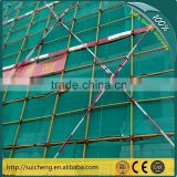 Building Safety Protecting Net/Construction Safety Net /Flat Mesh Plastic Net(Factory)