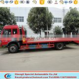 Top grade FAW 12 TON transport excavator truck for sale