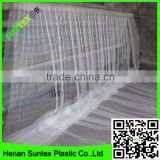 Henan Suntex supply hail guard mesh/anti hail structure netting/UV treated anti hail net