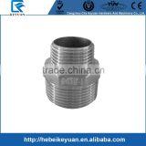 "1/2""x1/4"" Hex Nipple Threaded Reducer Male x Male Pipe Fittings Stainless Steel SS304 New Good Quality"