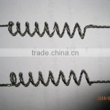Tungsten wire for PVD coating machine