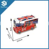 Creative Bulk Mini Double Decker Bus Toys
