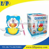 B/O cartoon universal bubble lantern toy with light and music