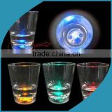 LED Martini Plastic with lights for Christmas Bar Party liquid wine active led cup light up wine plastic