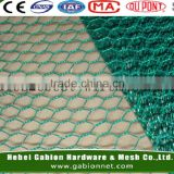 Hexagonal chicken wire mesh fence /chicken coop hexagonal wire mesh galvanized or PVC Coated