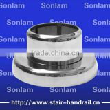 stainless steel rail top fixed flange stainless steel rail base plate stainless steel rail handrail flange