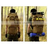 65 L Tactical Military Assault Pack Backpack Gear Large Sport Outdoor Rucksack Molle Bag