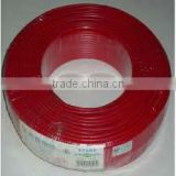 pvc coated copper solid core heat resistance electrical wire                                                                         Quality Choice