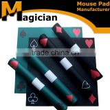 neoprene Poker Table Mat supplier mahjong mat