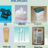 Custom make high quality Injection moulding plastic products or part for all kinds of home appliance