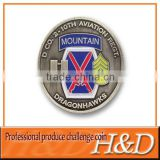 souvenir metal custom challenge coin wholesale