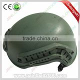 Safety Tactical Army Paintball Helmet with Adjustable Chin Strap